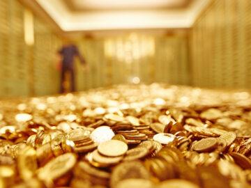 Altın fonlarında kaçış var