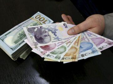 Dolar/TL haftanın son işlem gününde 7,60 yakınında fiyatlanıyor