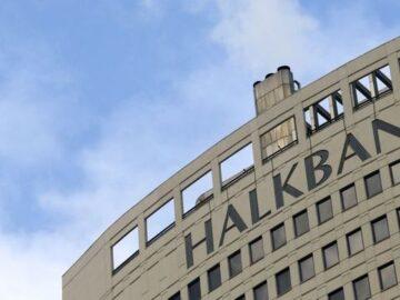 Halkbank, yine sektörün ikinci büyük bankası