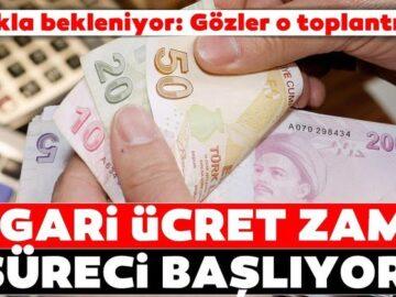 Türk iş asgari ücret zammı açıklaması 2021 asgari ücret ne kadar oldu