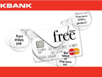 Akbank Free Card