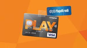 Yapı Kredi Genç Kredi Kartı Play Kart